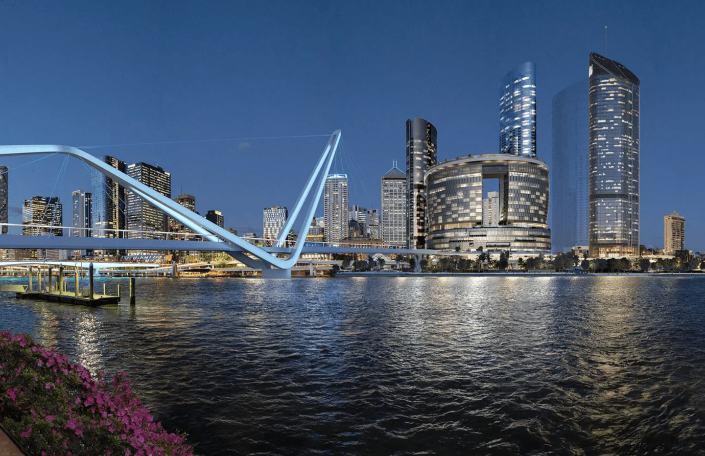 Queen's Wharf Brisbane Residences Near Sell-Out